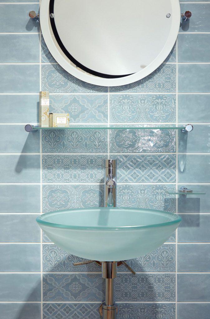 Bathroom Tiles - Alternative Tiles