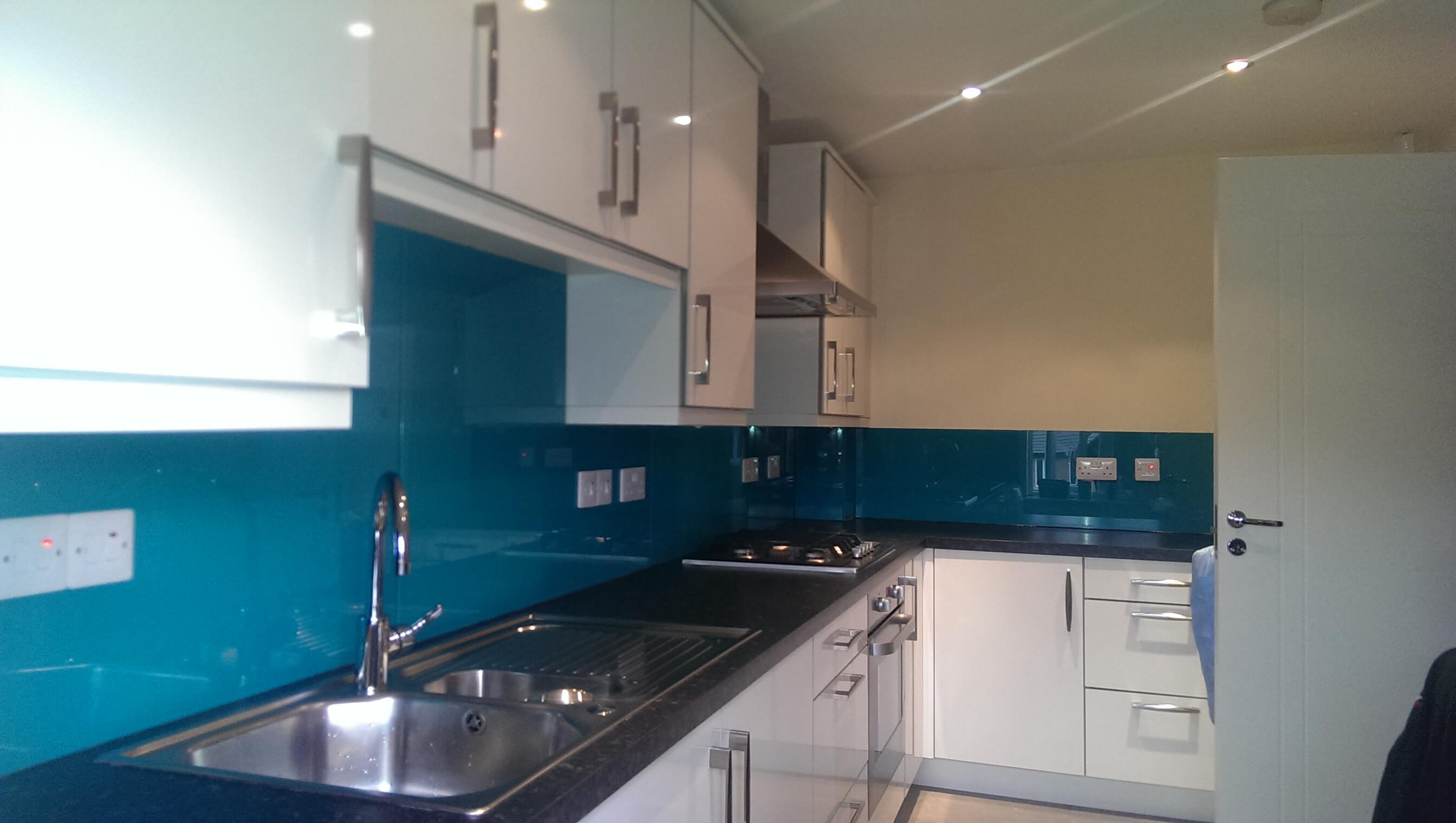 Glass Splashbacks and Upstands